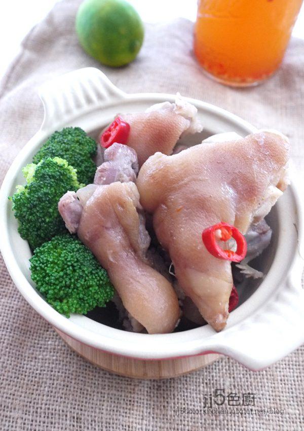 越南魚露豬腳