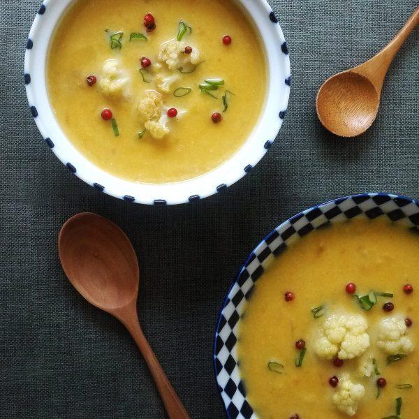 花椰菜濃湯