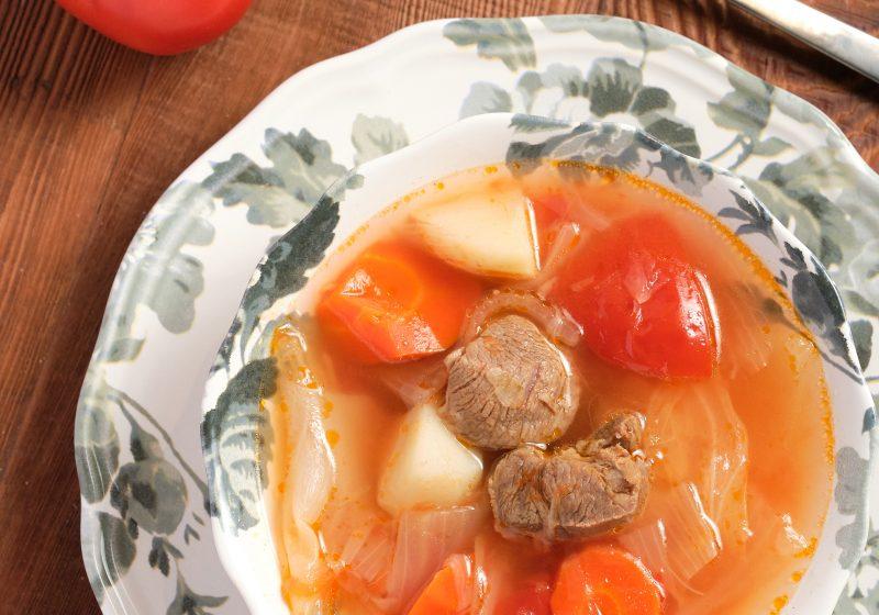 番茄羅宋湯